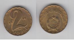 2 FORINT 1977 - Hungría