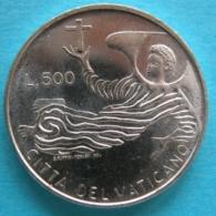 Vaticano 500 Lire  1969  Argento Paolo VI Angelo  FDC - Vaticano