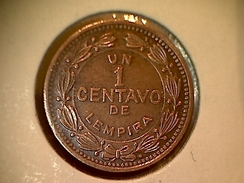 Honduras 1 Centavo 1974 - Honduras