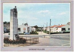54. Gf. GERBEVILLER. Lotissement 'Le Breuil'. Monument Aux Morts. 364 - Gerbeviller