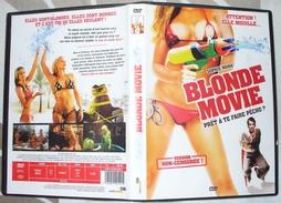 DVD BLONDE MOVIE - SOPHIE MONK - AMERICAN PIE - Comedy