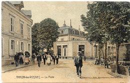 THAON LES VOSGES - La Poste     (96855) - Thaon Les Vosges