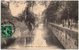 50 CHERBOURG - Les Bords De La Divette   (Recto/Verso) - Cherbourg