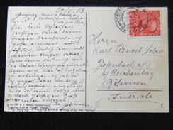 Turkey Philatelie 253 Constantinople Constantinopel Osterreichische Post Osterr - 1858-1921 Empire Ottoman