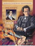 SOLOMON Isl. 2016 - Mahler, Von Weber S/S - Musik