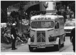 Citroen Type H HY TUB Publicité Coper  -  Tour De France 1966   -  CPM - Camions & Poids Lourds