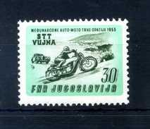 1953 STT-VUJNA N.86 MNH ** - Mint/hinged