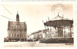 Oudenaarde / Audenarde - La Grand'Place / Groote Markt - 1942 - Véritable Photographie - Uitgave Lits - Oudenaarde