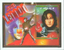 ZAIRE 1997 - John Lennon - Bloc