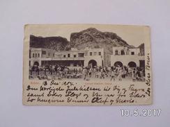 Aden. -  Camel Market , Camp. (13 - 12 - 1904) - Yemen
