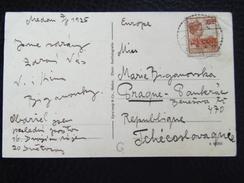 Netherlands Nederlandsch Indie 262 Indonesia 1925 Medan - Niederländisch-Indien