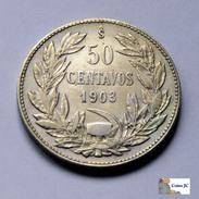 Chile - 50 Centavos - 1903 - Chili