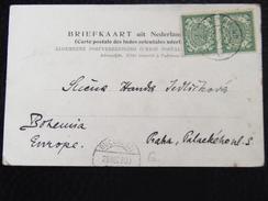 Netherlands Nederlandsch Indie 265 Indonesia 1903 Bergeer Smeroe Ed Tengger - Indie Olandesi