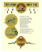 France - Phil@poste - Feuillet Gommé - Le Serpent Et La Lime - Documenten Van De Post