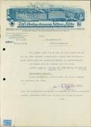 Köln, F. W. Brügelmann Söhne, Strumpfwaren, Wäsche, Schürzen, Berufskleidung, Schreiben Vm 24.6.1931 (5000-4) - Allemagne