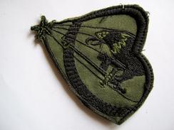 INSIGNE TISSU PATCH ARMEE DE L'AIR LA 3° REGION MILITAIRE AERIENNE OPEX EN B.V  ETAT EXCELLENT SUR VELCROS - Armée De L'air