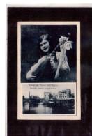 10139   -     TORRE DEL GRECO, Trattoria Di Mimì A Mare     /    VIAGGIATA       1.10.1921 - Torre Del Greco