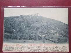 GRUSS AUS WIEN .    LEOPOLDSBERG 1898 - Autres