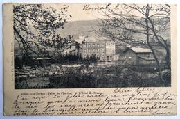 Durbuy - Bomal Sur Ourthe (Vallée De L'Ourthe) - L'hôtel Graftiau   -  Edit Delfosse 74