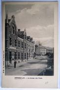 Durbuy - Barvaux S/o  - Le Bureau Des Poste -   Edit Delfosse N 28
