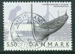 Dänemark 2004 - MiNr 1378 - Used - WIKINGERSCHIFFSMUSEUM ROSKILDE