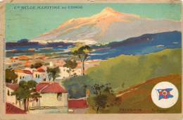 Espagne - Canarias - Teneriffe - Cie Belge Maritime Du Congo - Tenerife
