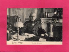 GUERRE 1914-15, Général Maunoury, (R. P.) - Guerre 1914-18