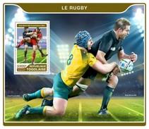 Togo. 2017 Rugby. (205b)