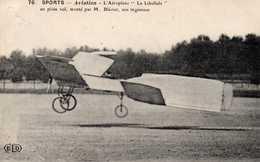"""Aéroplane """"La Libellule"""" Monté Par Blériot. - ....-1914: Précurseurs"""