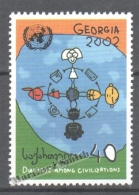 Georgie - Georgia 2002 Yvert 326, Dialogue Between Civilizaciones   - MNH - Georgia