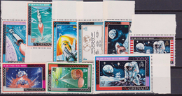GRENADA - Space Spazio  Set MNH - North  America