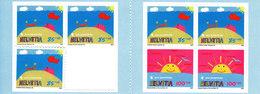SCHWEIZ - SUISSE - 2007 - PRO JUVENTUTE -  8x85 + 2x100   **/MNH