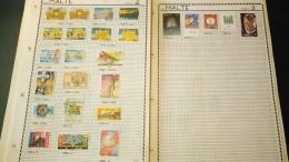 D1385 LOT FEUILLES MONDE A TRIER BELLE COTE DÉPART 10€ - Sammlungen (im Alben)