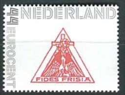 103 PAYS BAS (Nederland) 44 Fides Frisia - Masonic Franc Maconnerie Freemasonry Neuf ** (MNH) Sans Charniere - Franc-Maçonnerie