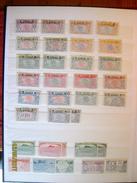 France: Lot De 96 Timbres Neufs Et Oblitérés La Réunion - Reunion Island (1852-1975)