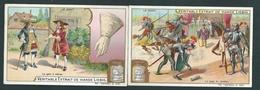 Sanguinetti. 6 Chromos Liebig - Serie 782 - Le Gant. Scan Recto/verso - Liebig