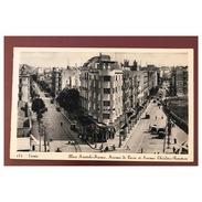 Tunis   Place Anatole France Et Avenue Théodore Roustan  181   CAP - Túnez