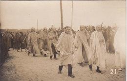 RIEC Sur BELON : Congrès Pan Celtique - Les Druides Et Les Bardes - Rare Carte Photo - France