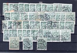 1937  Les Batailles  Y 337 338 339  ( 50 Pieces )