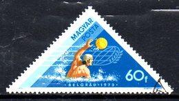 HONGRIE. N°2347 De 1973 Oblitéré. Water-polo.