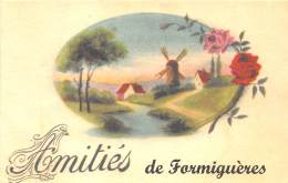 66 - PYRENEES ORIENTALES / Fantaisie Moderne - CPM - Format 9 X 14 Cm - FORMIGUERES - France