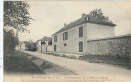 Yvelines : St Hubert Le Roi, Prolongement De La Rue Principale - France