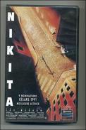 VHS Nikita - Luc Besson - Action, Adventure