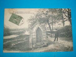 44 ) Saint-aignan N° 16 - Fontaine De Saint-gauchoux Au Brrd Du Lac - Année - EDIT - Chapeau - France