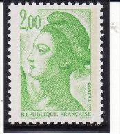 France 1982 - N° 2188a - 1 Bande De Phosphore à Droite (au Lieu De 2) Neuf** - 1er Choix - France