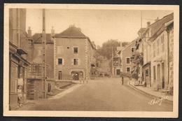 DONZENAC Rare Route De Paris (Théojac) Corrèze (19) - Andere Gemeenten
