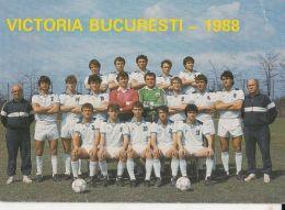 CPA SOCCER, VICTORIA BUCHAREST TEAM - Football