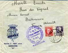 GUERRA CIVIL 1937 MILICIAS ANTIFASCISTAS   CNT FAI MIGUEL BAKUNIN PEDRALBES Ref EL556 - 1931-Hoy: 2ª República - ... Juan Carlos I