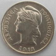 Portugal COIN - 10 Centavos / 00$10 - 1915 - Prata / Silver AG 835 - Ø20 - VERY GOOD CONDITION - Portugal