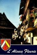 Eguisheim , Expédiée De Gubwiller Et Rimbach ( Blason - Bellegarde-sur-Valserine
